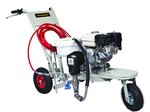 gasoline line striper machine