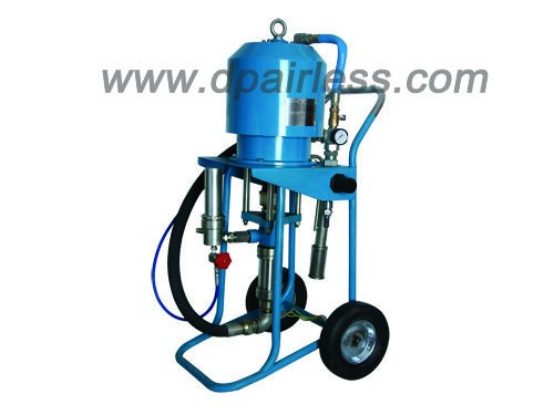 Graco type pneumatic airless paint sprayer for industrial coating, anti-corrosive,road,bridge,shipyard,marine