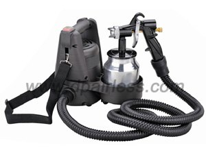 portable spray gun wagner type