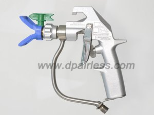 Graco silver plus airless spray pistola