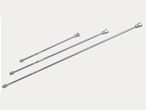airless extension poles
