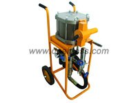 pneumatic airless paint sprayer